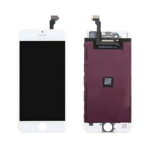 huge selection of f85af cbf55 iPhone 6Plus LCD (without small parts) White